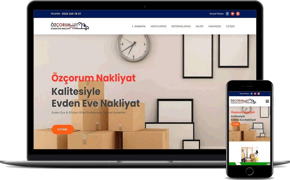 Ankara Özçorum Nakliyat