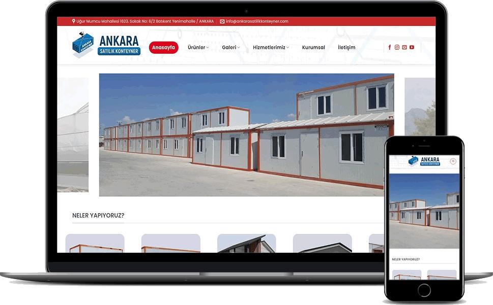 Ankara Satılık Konteyner