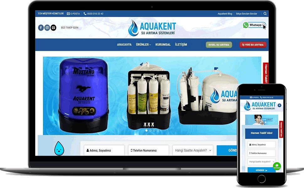 Aquakent Su Arıtma