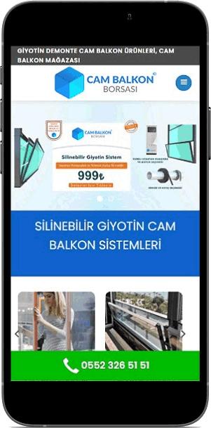 Cam Balkon Borsası