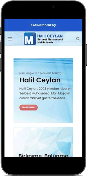 Halil Ceylan SMMM