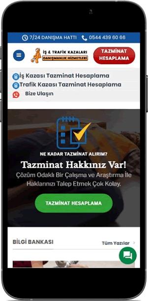 Kazalarda Tazminat