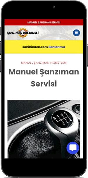 Manuel Şanzıman Tamiri