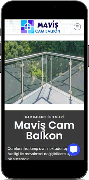 Maviş Cam Balkon