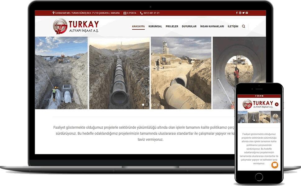 Türkay Altyapı İnşaat