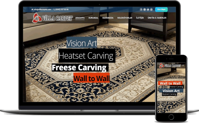 Villa Carpet